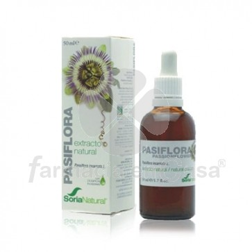 Soria Natural Pasiflora extracto glicolico 50ml