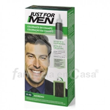 Just for Men Colorante moreno champu 30ml