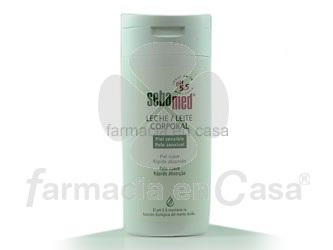 Sebamed Leche corporal 200 ml