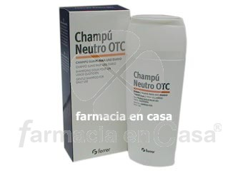 OTC Champú neutro 250 ml