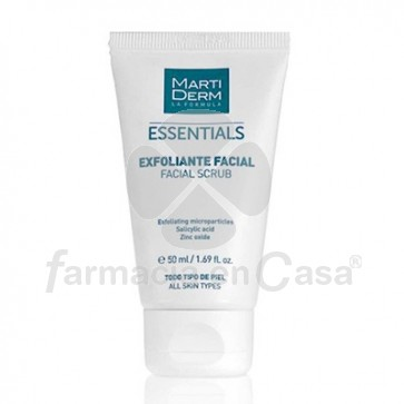 Martiderm Essentials Crema Exfoliante Facial 50ml