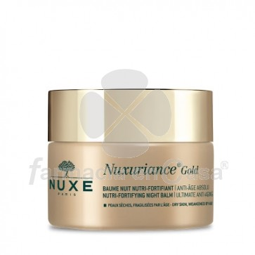 Nuxe Nuxuriance Gold Balsamo Noche Nutri-Fortificante P/Seca 50ml