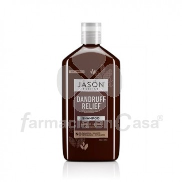 Jason Champú anticaspa dandruff relief 355ml