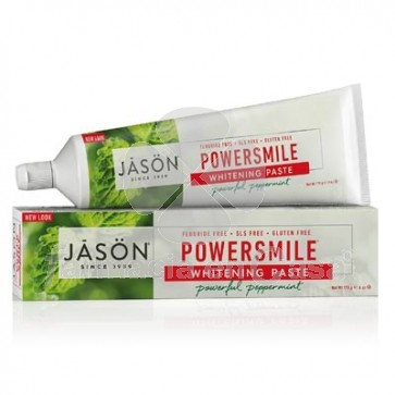 Jason Power smile dentifrico blanqueador 170gr