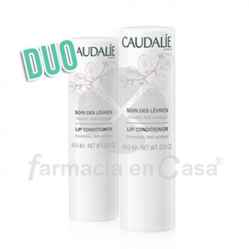 Caudalie Stick labial duo 2x4,5 gr
