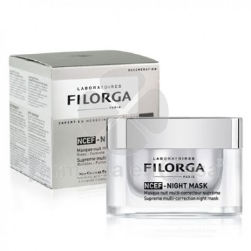 Filorga NCEF-night mask mascarilla de noche multicorrección 50ml