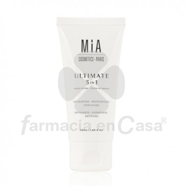 Mia Crema de Manos Ultimate 3 en 1 Num 0712 50ml