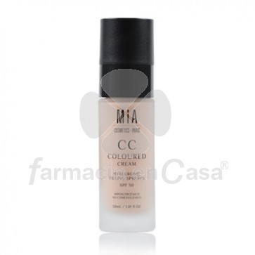 Mia Hyaluronic filling spheres cc cream spf 30 oscuro 30ml