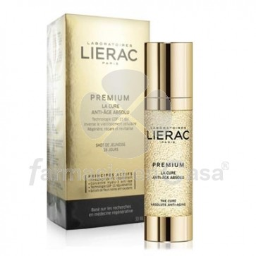 Lierac Premium La Cure Serum Absoluto Antiedad 30ml