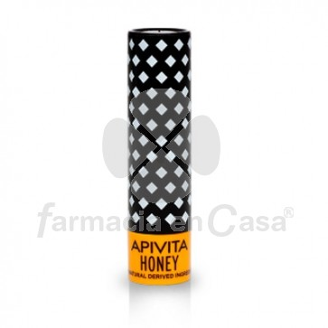 Apivita Lip Care Bio-Eco con Miel Labial 4.4gr
