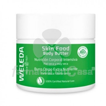 Weleda Skin Food Body Butter Nutricion Corporal Intensiva 150ml