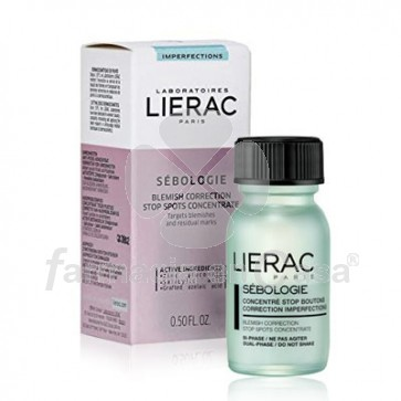 Lierac Sebologie concentrado stop granos anti-imperfecciones 15ml