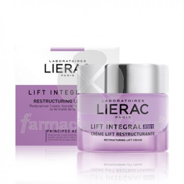 Lierac Lift integral crema lifting noche restructurante 50ml