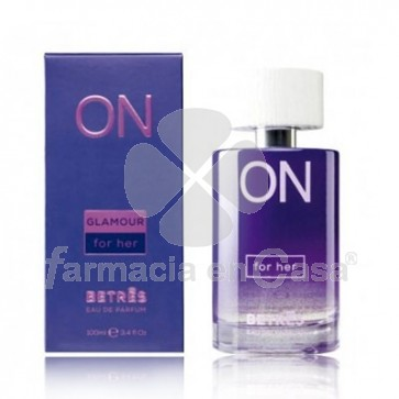 Betres On Perfume Glamour Mujer 100ml