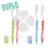 PHB Plus Cepillo Dental Adulto Suave Duplo 2 Uds