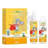 Nosa Attack Pack Antipiojos Locion Spray 150ml + Champu 150ml