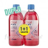 Kin Oral Colutorio Duplo 2x500ml