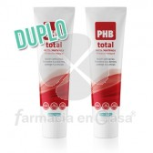PHB Total Pasta Dental Fluor Menta Fresca Duplo 2x75ml
