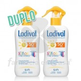 Ladival Niños Protector Solar Spf 50+ Spray Duplo 2x200ml