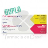 Cariax Gingival pasta dentifrica duplo 2x125ml