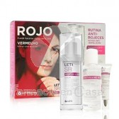 Leti Sr Serum Anti-Rojeces 30ml + Agua Micelar 75ml + Crema 10ml