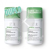 Svr Spirial Vegetal Desodorante Roll-On Duplo 2x50ml