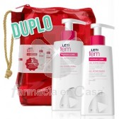 Leti Fem Woman Care Gel Intimo Diario Duplo 2x250ml + Neceser