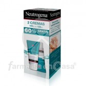 Neutrogena Pies Crema Absorcion Inmediata Duplo 2x100ml