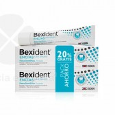 BEXIDENT ENCIAS PASTA DENTAL TRICLOSAN 2X125ML