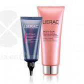 LIERAC BODY-SLIM ANTICELULITICO REDUCTOR 200ML + SERUM 100ML