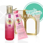 ROGER GALLET GINGEMBRE ROUGE AGUA 30ML +CREMA MANOS 30ML+NECESER