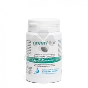 Nutergia Green flor 90 comp