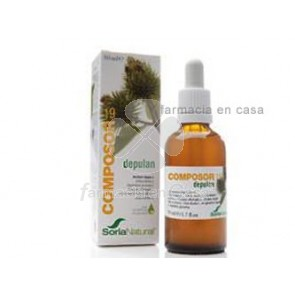 Soria Natural Composor 19 depulan 50ml