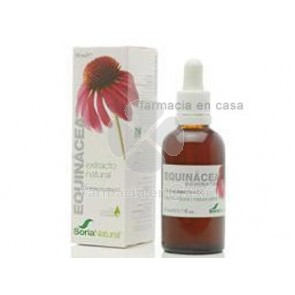 Soria Natural Echinacea extracto glicolico 50ml