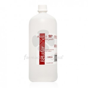 Betafar Alcohol 96º reforzado 1000 ml