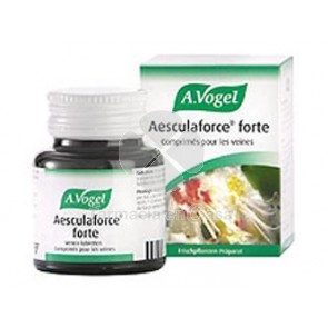 Bioforce Aesculaforce forte 30 comp
