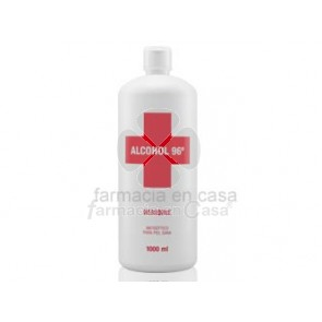 Interapothek Alcohol heridine 96º 1000ml