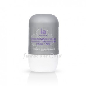 Interapothek Desodorante roll-on seda 75 ml
