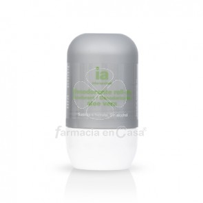 Interapothek Desodorante roll-on aloe 75 ml