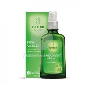 Weleda Aceite de Abedul Anticelulitico Spray 100ml