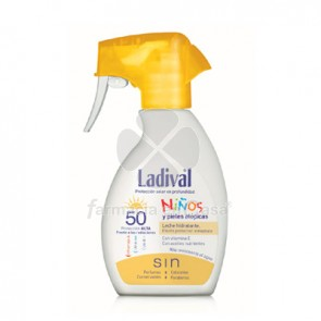 Ladival niños spf 50 spray 200ml