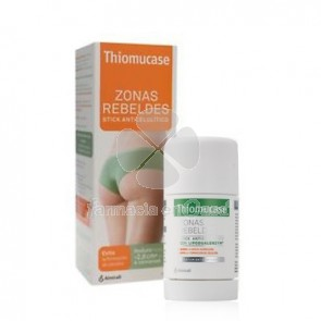 Thiomucase Extreme Areas Rebeldes Stick Anticelulitico 75ml