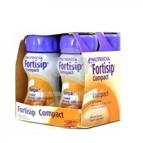 Fortisip Compact Capuchino 24x125ml