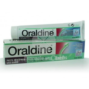 Oraldine Pasta dental encias 125 ml.