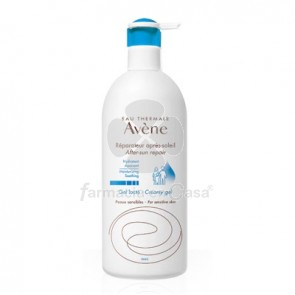 Avene Aftersun gel-crema hidratante antiedad 400ml
