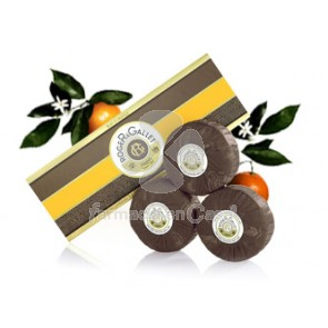 Roger Gallet Bois d orange jabón tonificante 3x100 gr