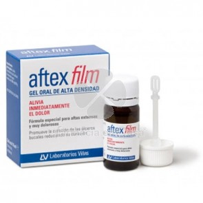 Aftex Film ulceras bucales gel oral 10ml