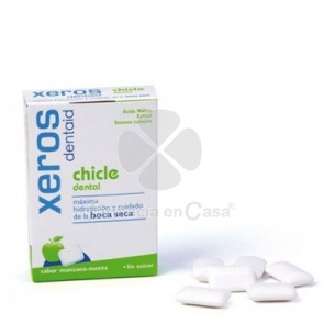Dentaid Xeros Chicle Dental Manzana-Menta 20Uds