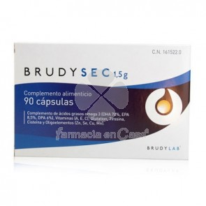 Brudy Technology Brudy Sec 1,5g 90 Capsulas