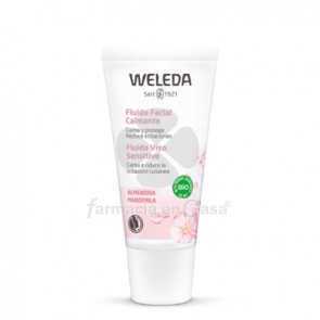 Weleda Fluido Armonizante P/Normal-Mixta de Almendra 30 ml